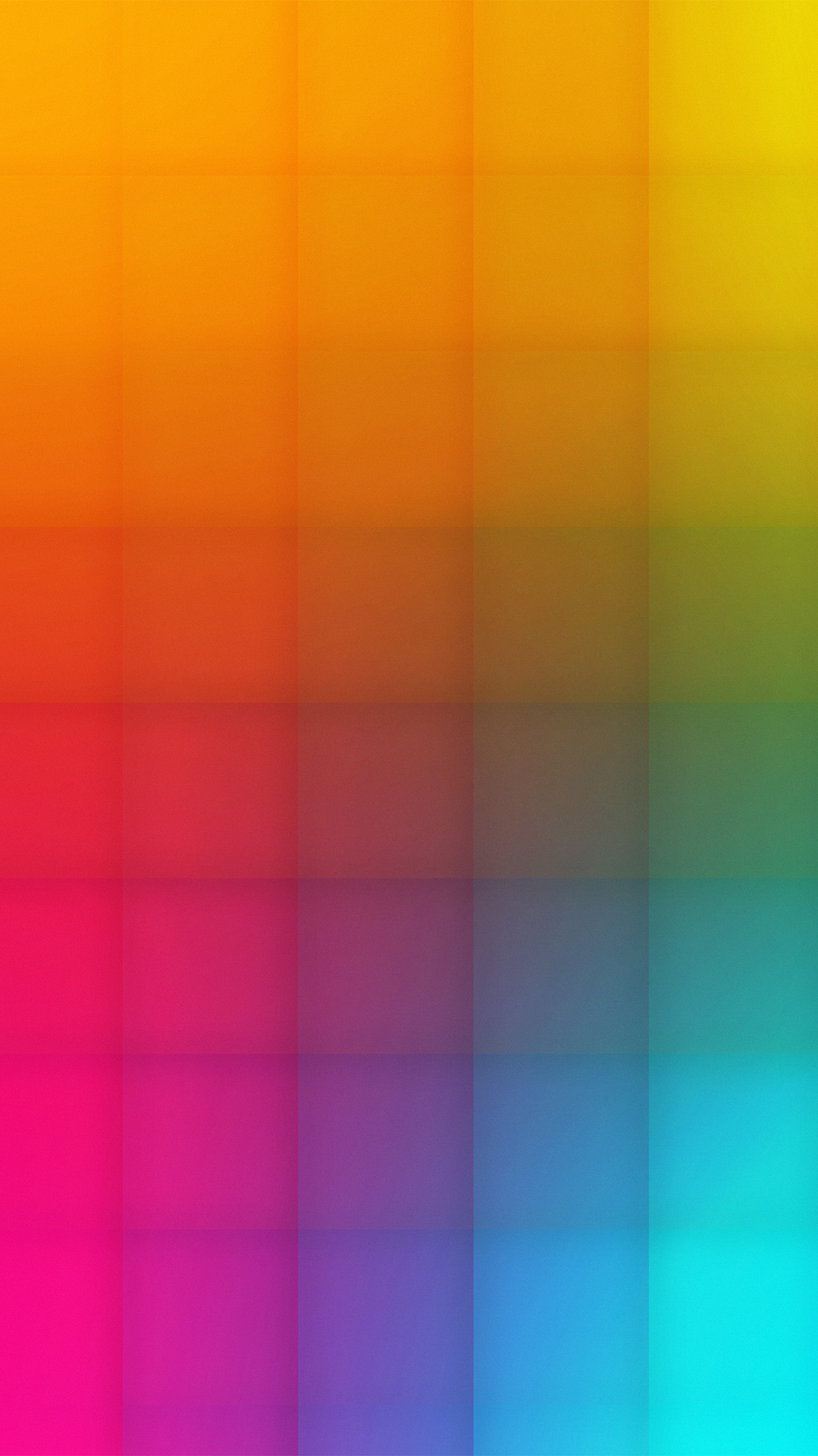 Background Abstract Cube Rainbow Color Pattern Android