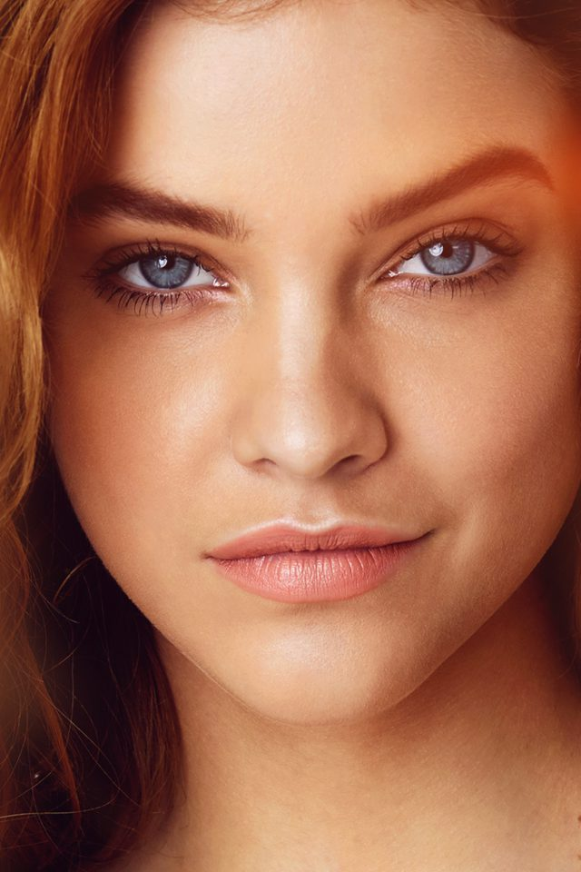 Barbara Palvin Face Cute Android wallpaper
