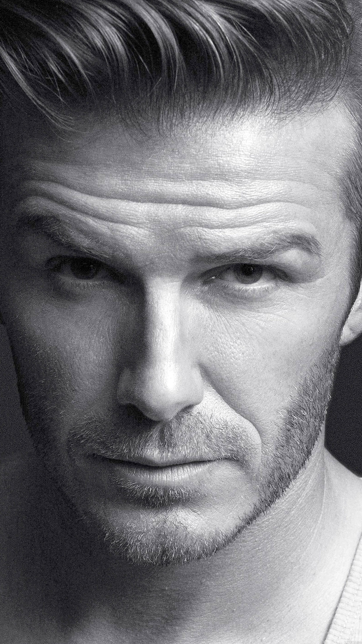 Beckham Face Sports Face Android wallpaper