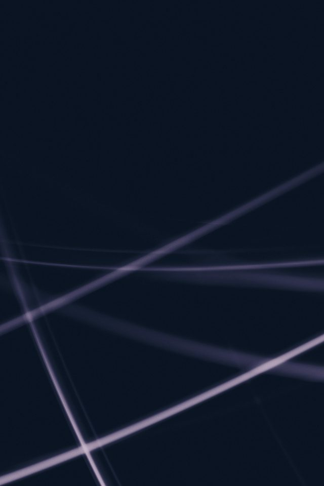 Blue Line Abstract Pattern Android wallpaper