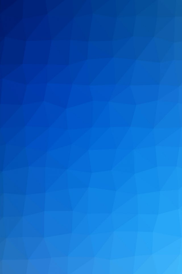 Blue Polygon Art Abstract Pattern Android wallpaper