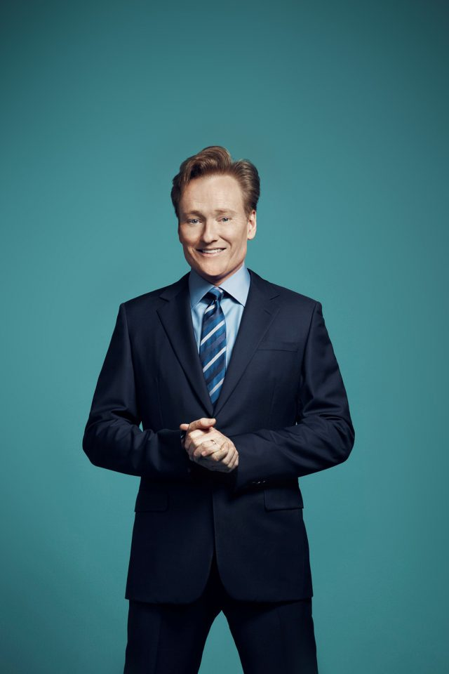 Conan O Brien Host Sexy Celebrity Android wallpaper