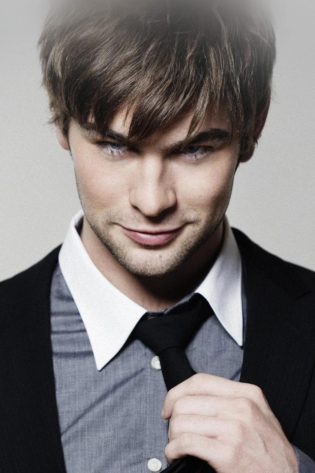Crawford Chace Handsome Actor Celebrity Android wallpaper