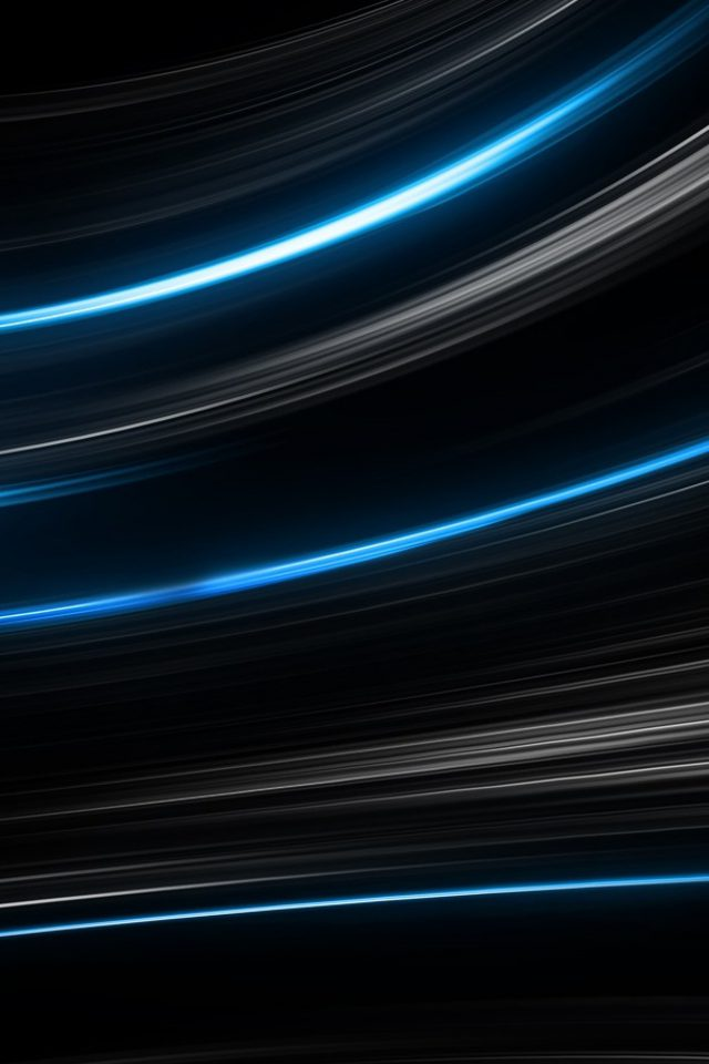 Curve Abstract Line Dark Blue Pattern Android wallpaper
