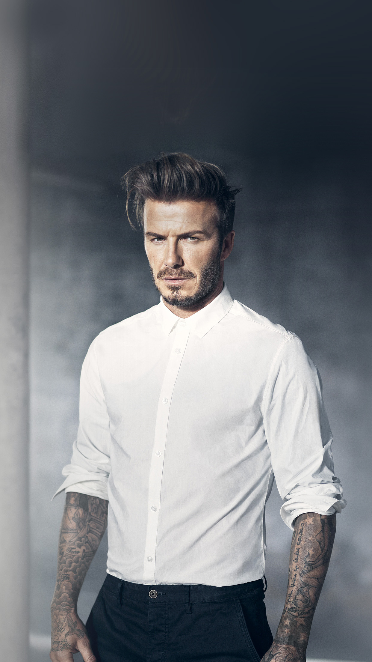 David Beckham Model Sports Handsome Android wallpaper