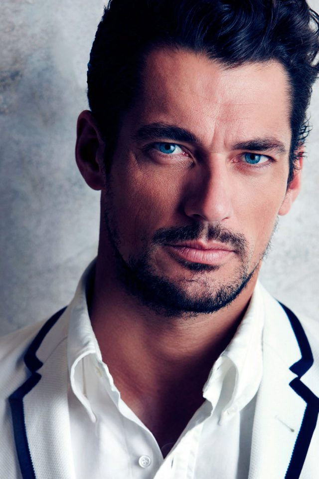 David Gandy Handsome Model Android wallpaper