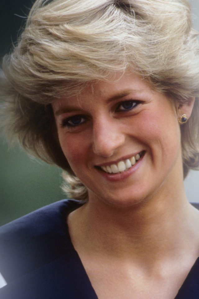 Diana Princess Britain Beautiful Android wallpaper