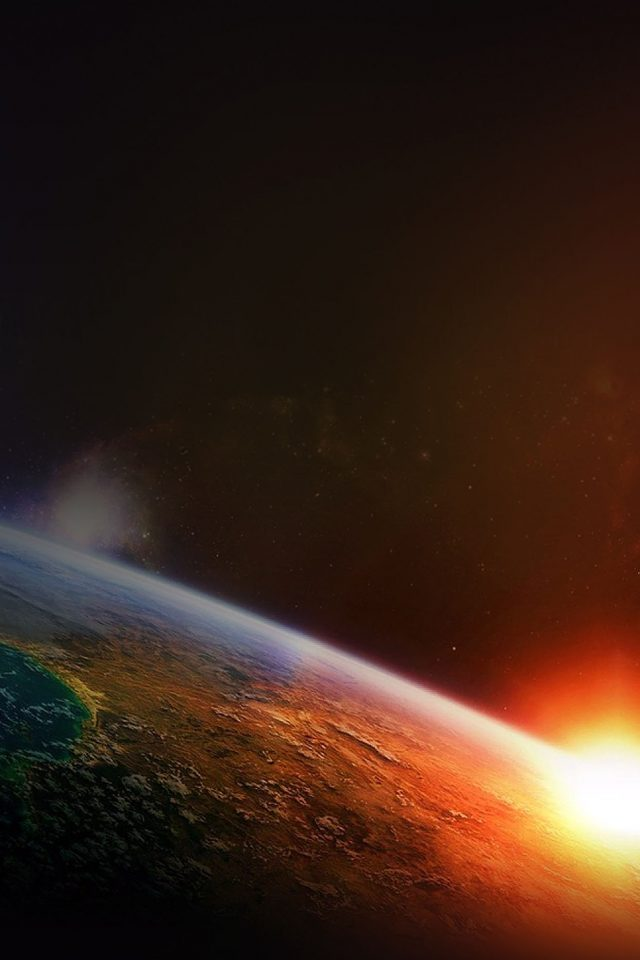 Earth Cool Space Nature Android wallpaper