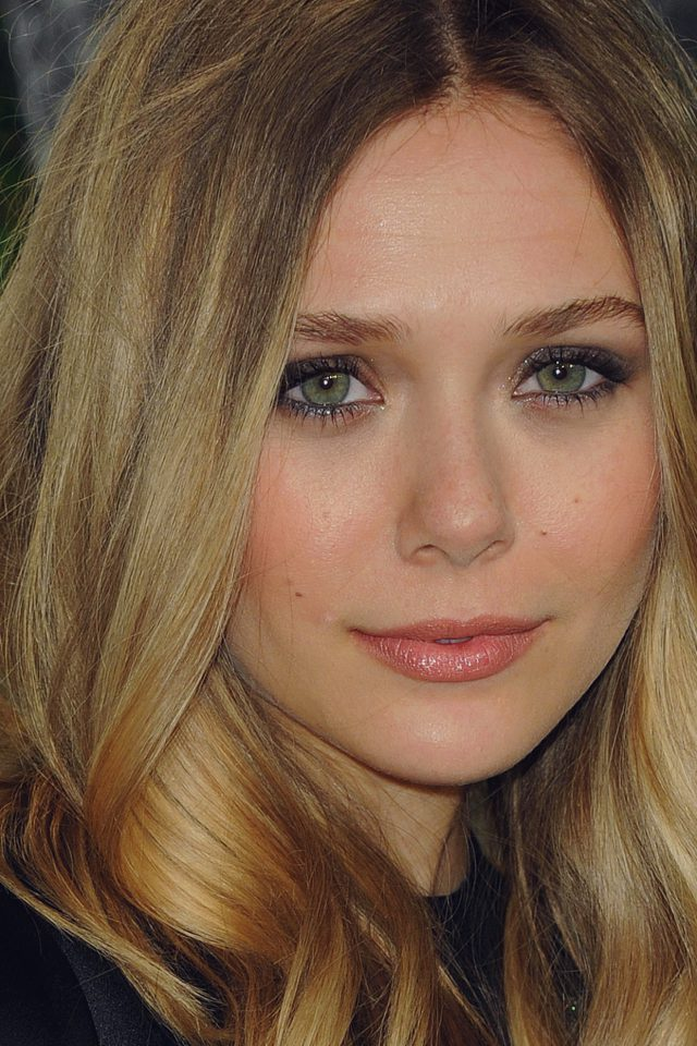 Elizabeth Olsen American Actress Singer Android wallpaper