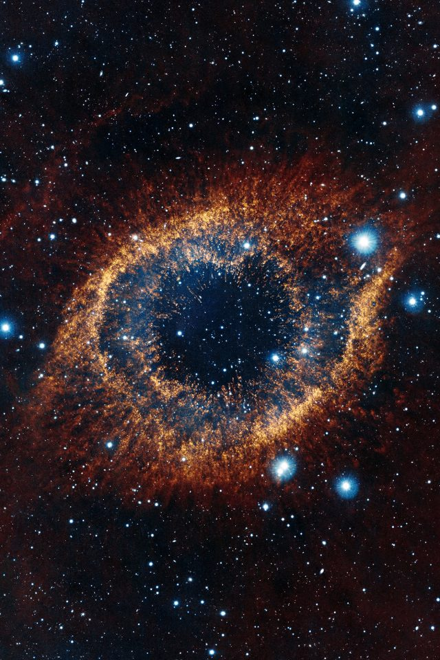 Eye Of Space Star Galaxy Android wallpaper