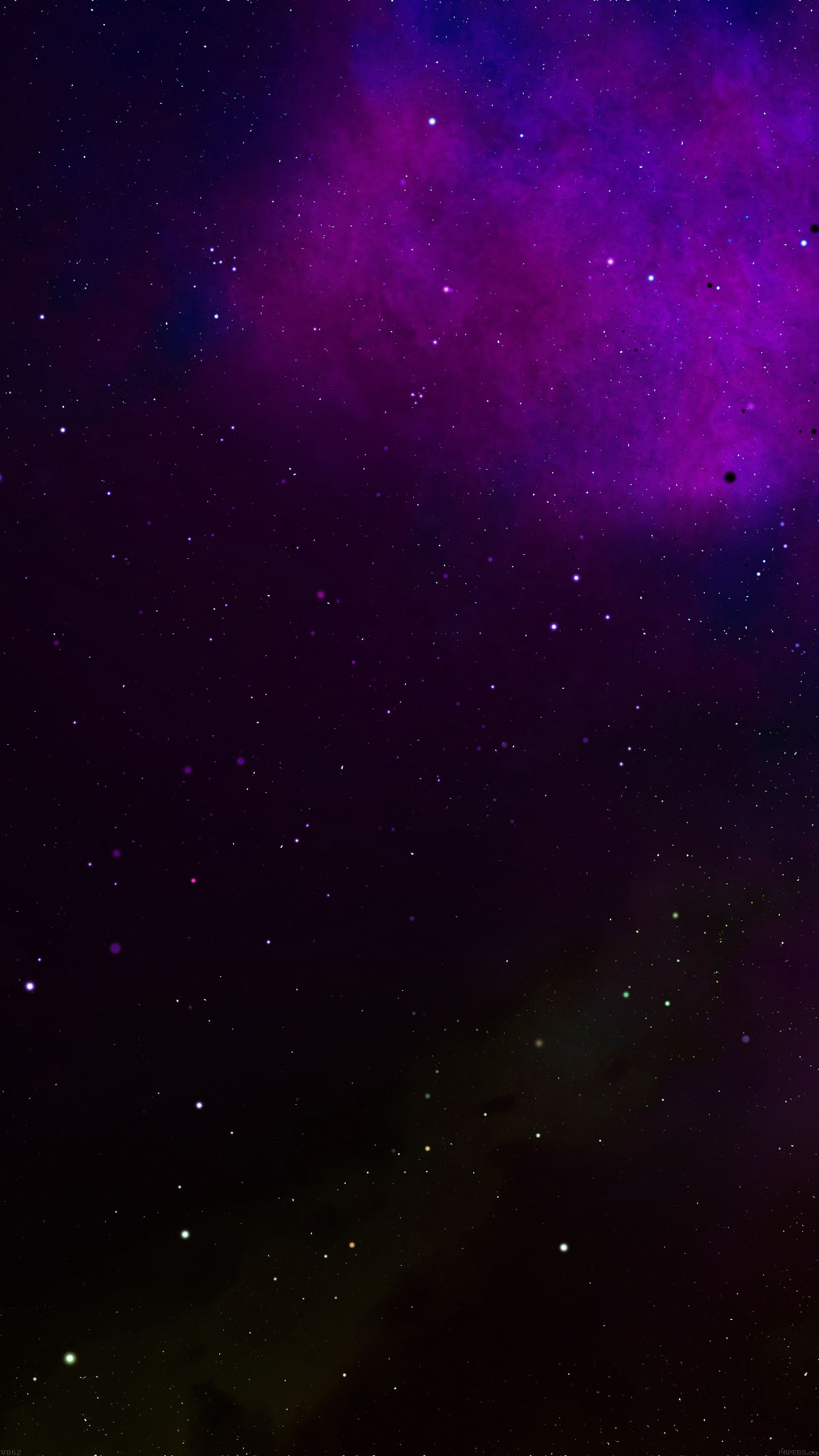 Frontier Galaxy Space Colorful Star Nebula Android wallpaper