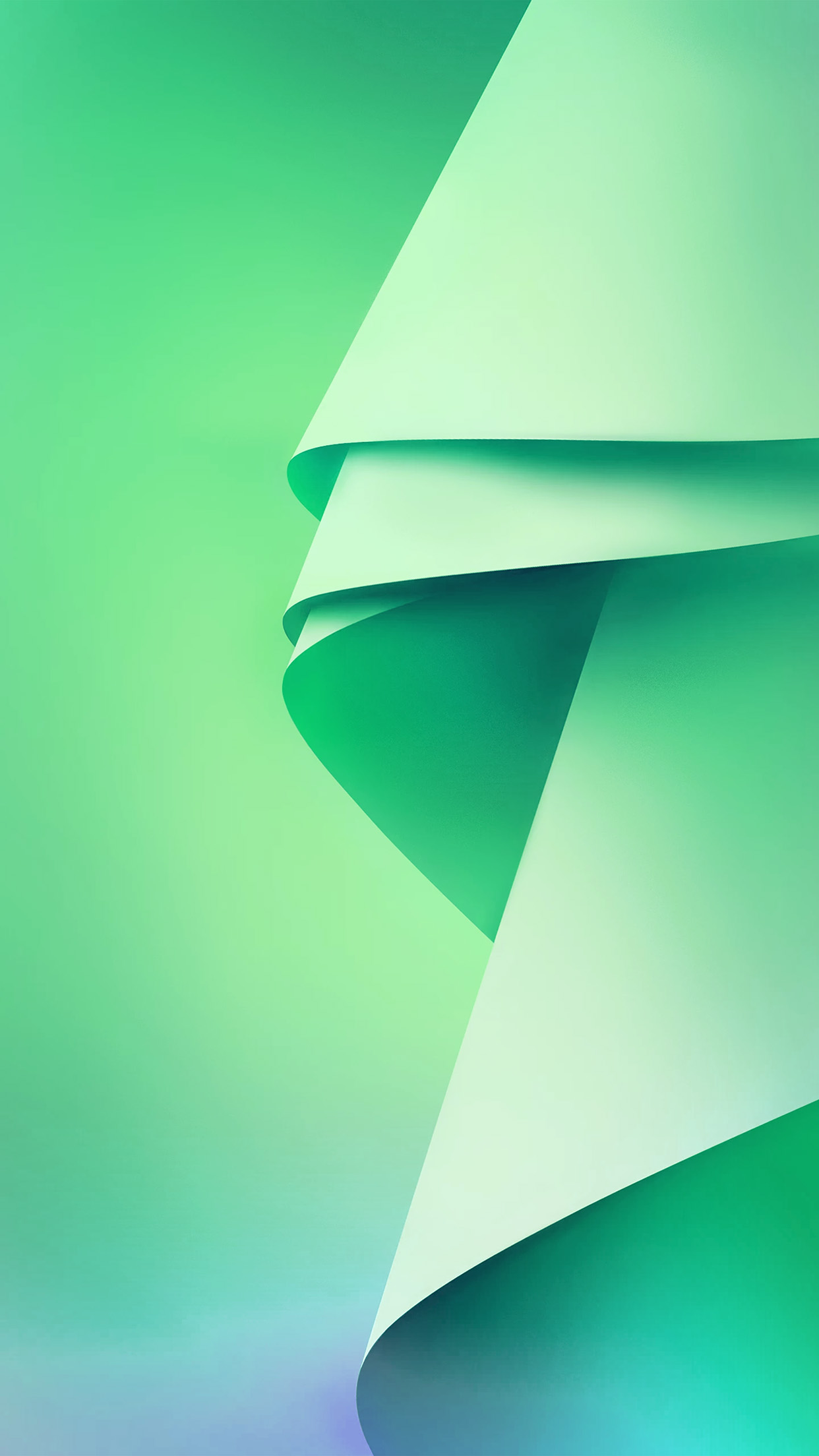 Green Abstract Pattern Android wallpaper