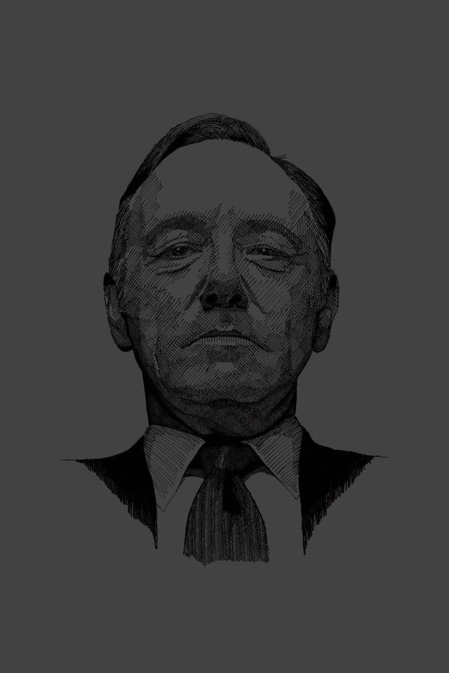 House Of Cards Kevin Spacey Actor Android wallpaper