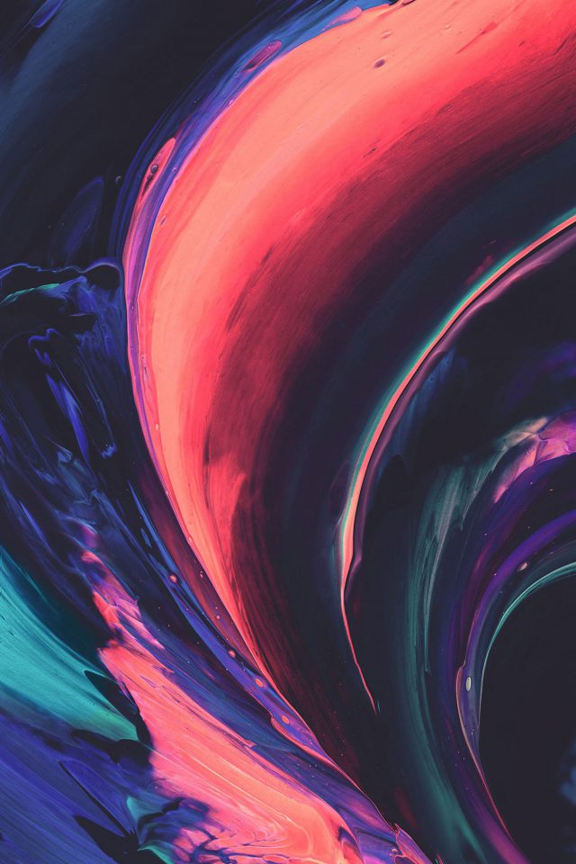 Htc Abstract Art Paint Pattern Android wallpaper
