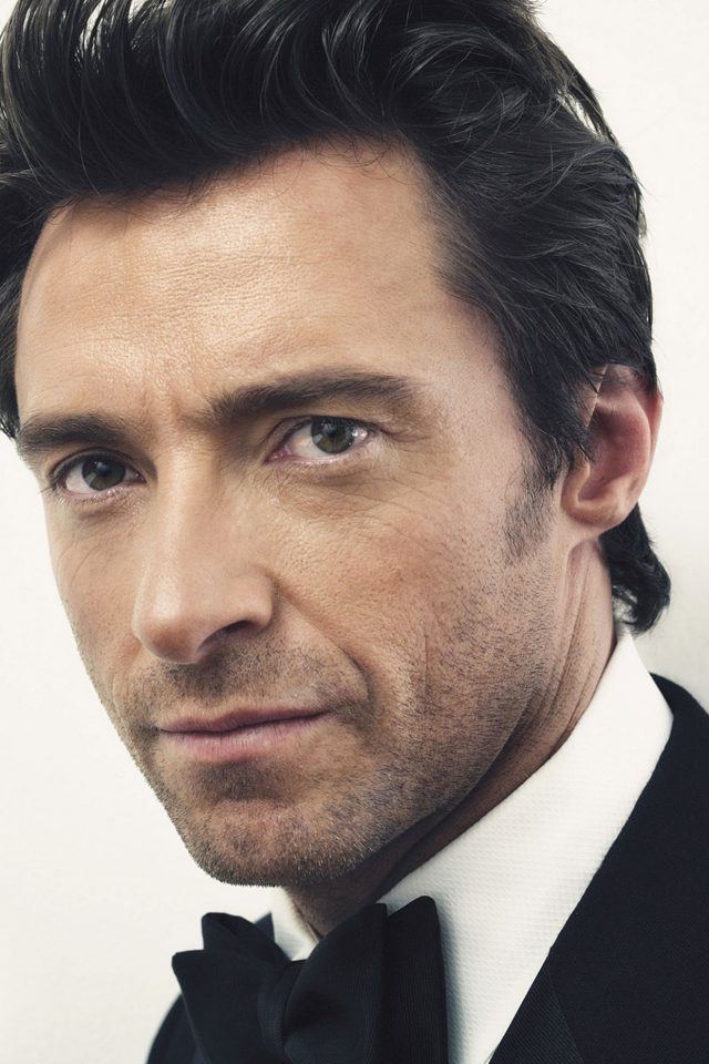 Hugh Jackman Actor Hansome Android wallpaper