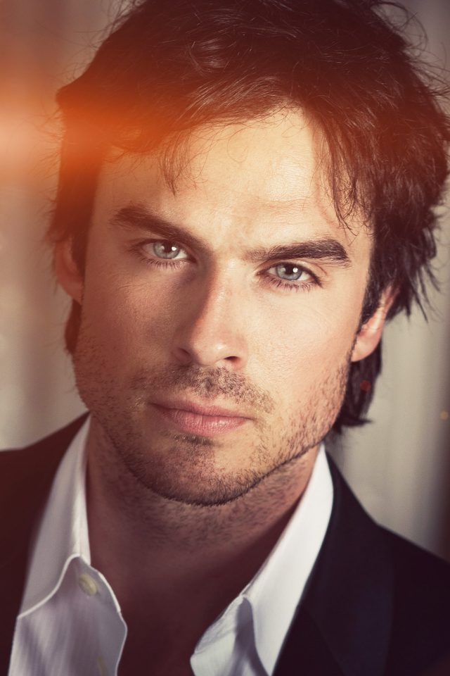 Ian Somerhalder Actor Instagram Model Celebrity Android wallpaper