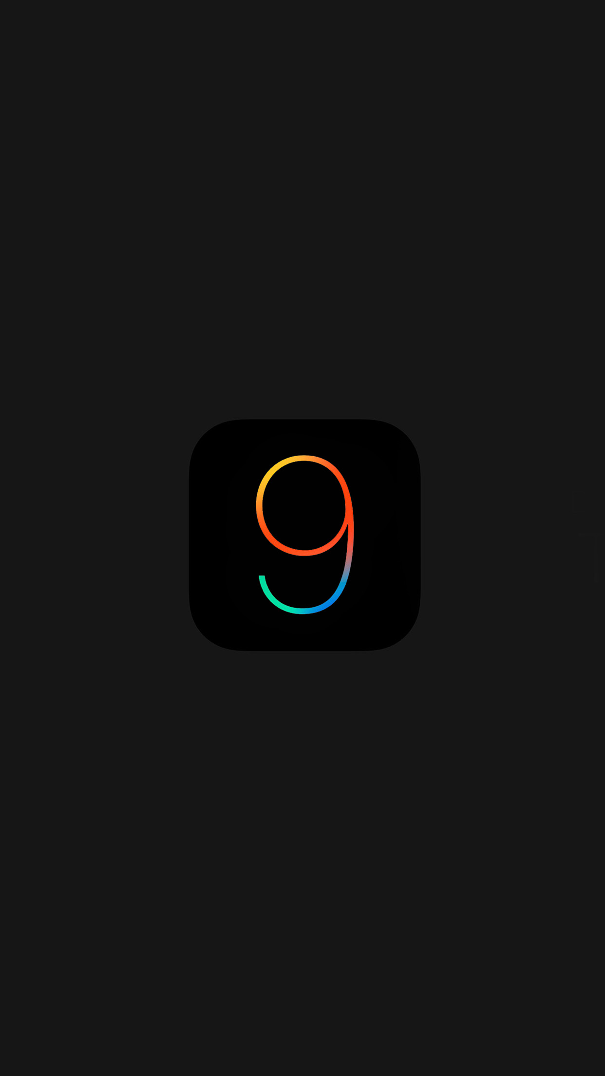 Ios9 Dark Logo Apple New Minimal Black Minimal