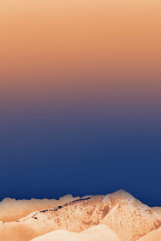 Ipad Air 2 Orange Wallpaper Official Mountain Apple Art Android wallpaper