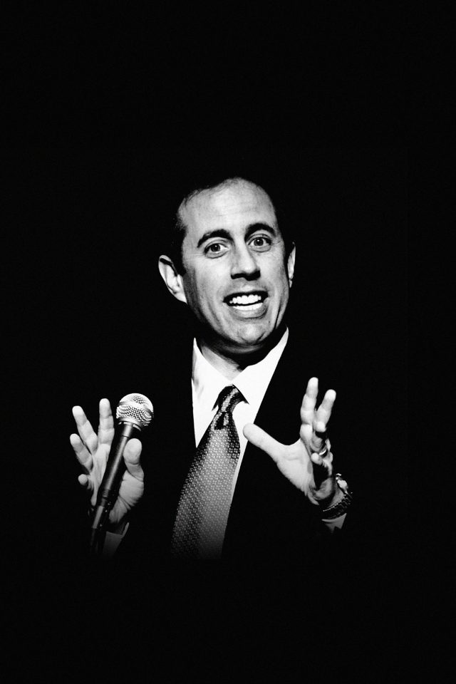 Jerry Seinfeld Comedian Actor Android wallpaper