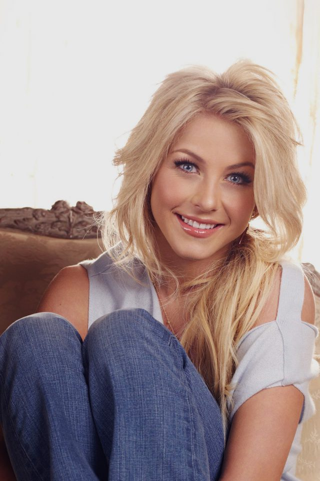 Julianne Hough Dancer Celebrity Android wallpaper
