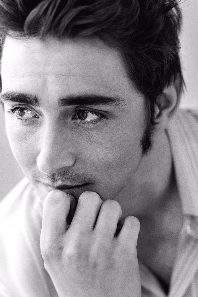 Lee Pace Headshot Actor Android wallpaper