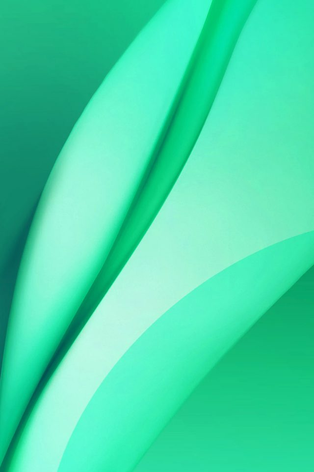 Line Art Abstract Green Pattern Android wallpaper