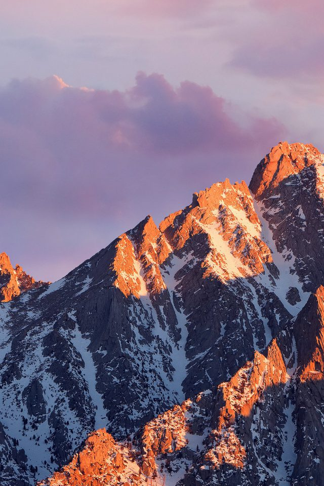 Macos Sierra Apple Art Background Wwdc Mountain Android wallpaper