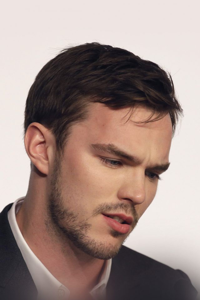 Nicholas Hoult Actor Celebrity Android wallpaper