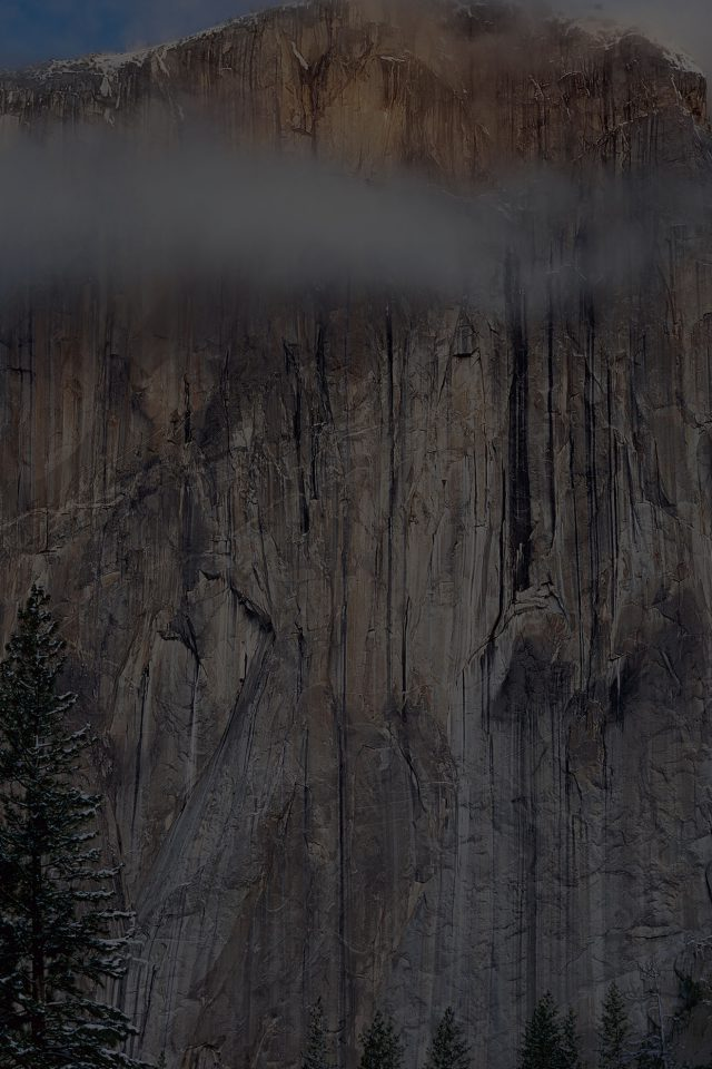 Os X Yosemite Dark Wallpaper Apple Android wallpaper