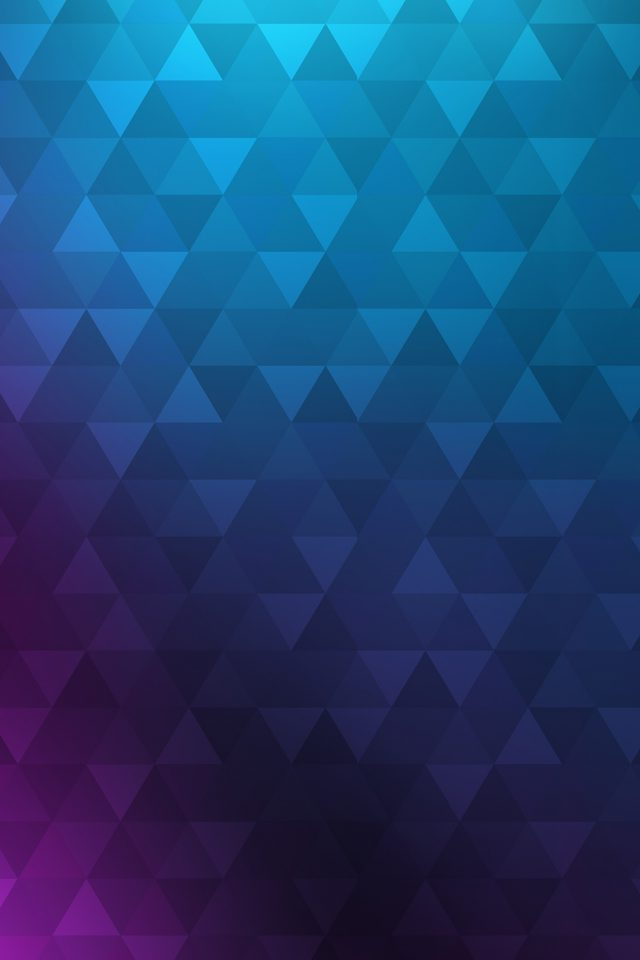 Poly Blue Purple Abstract Pattern Android wallpaper