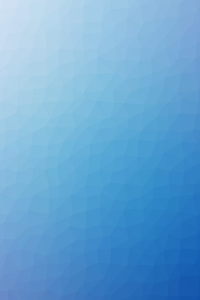 Polygon Art Blue Abstract Pattern Android wallpaper