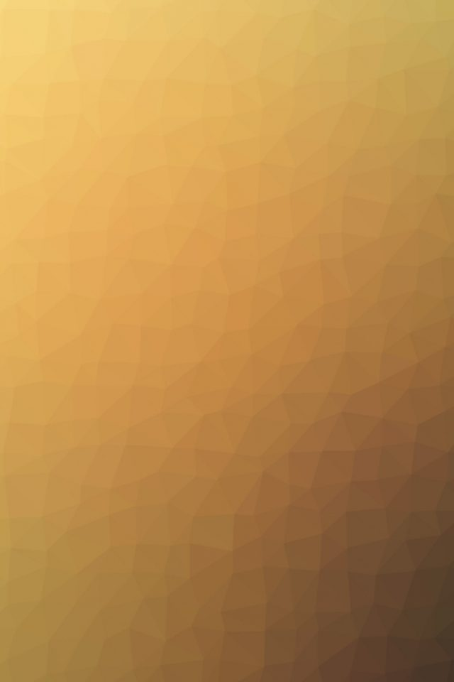 Polygon Art Yellow Abstract Pattern Android wallpaper