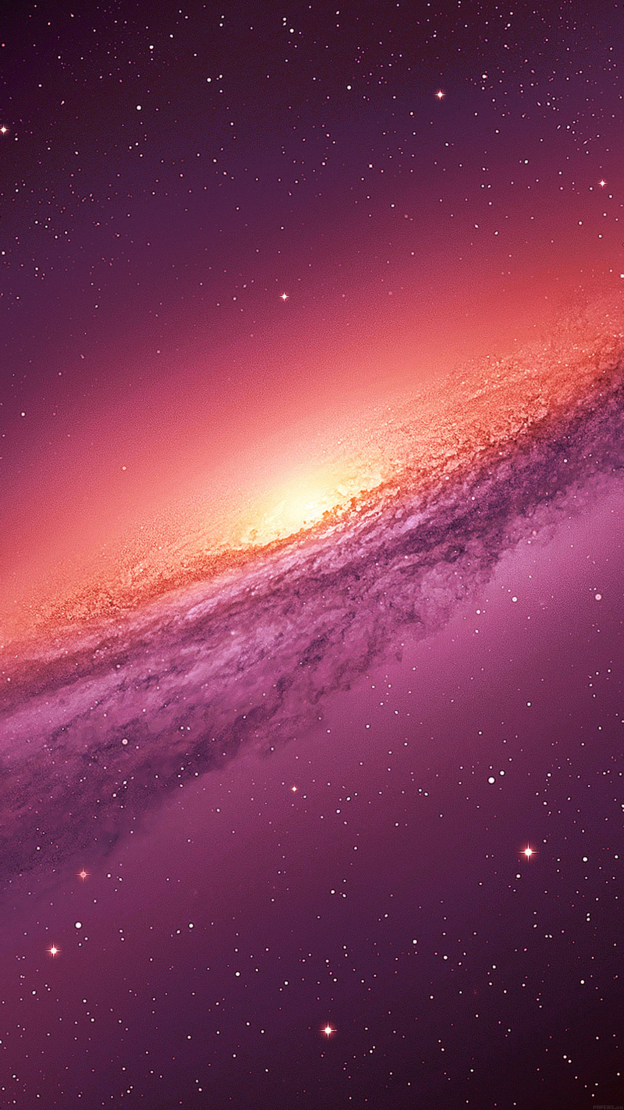 Purple Galaxy Space Nature Android Wallpaper Android Hd