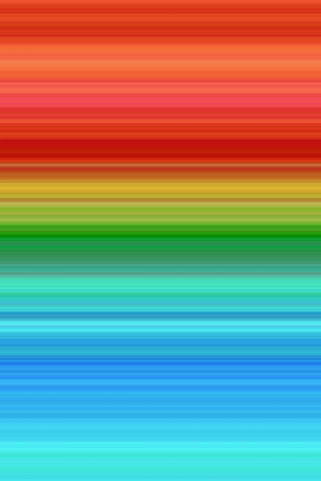 Rainbow Line Abstract Pattern Android wallpaper