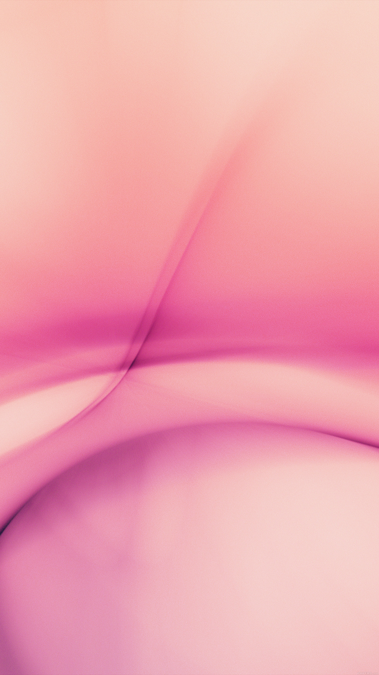 Ribbon Abstract Art Pink Pattern Android wallpaper