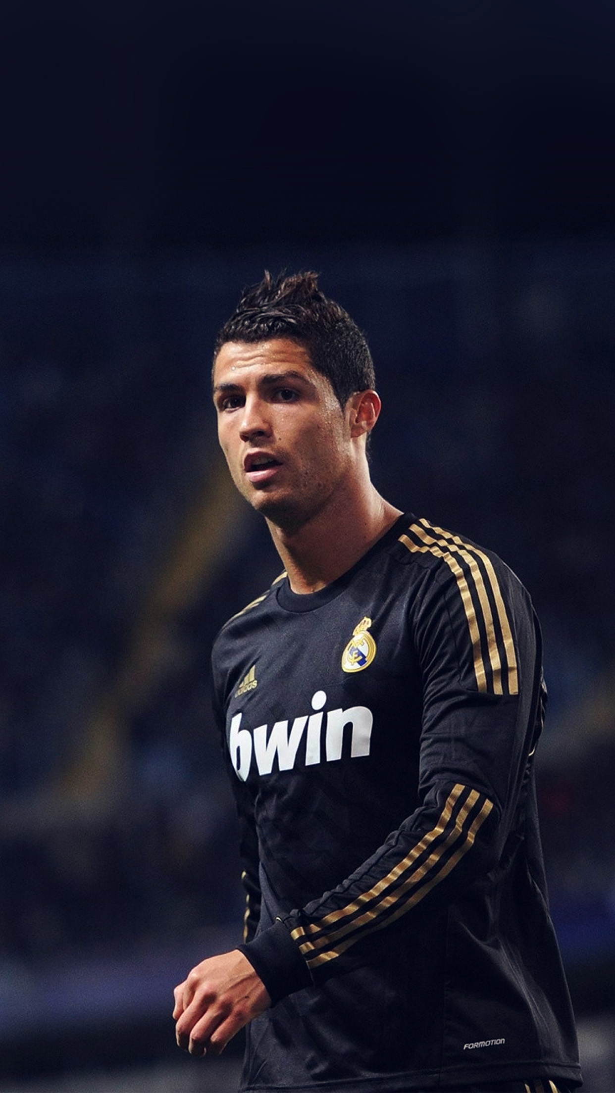 Ronaldo Christiano Soccer Star Android wallpaper
