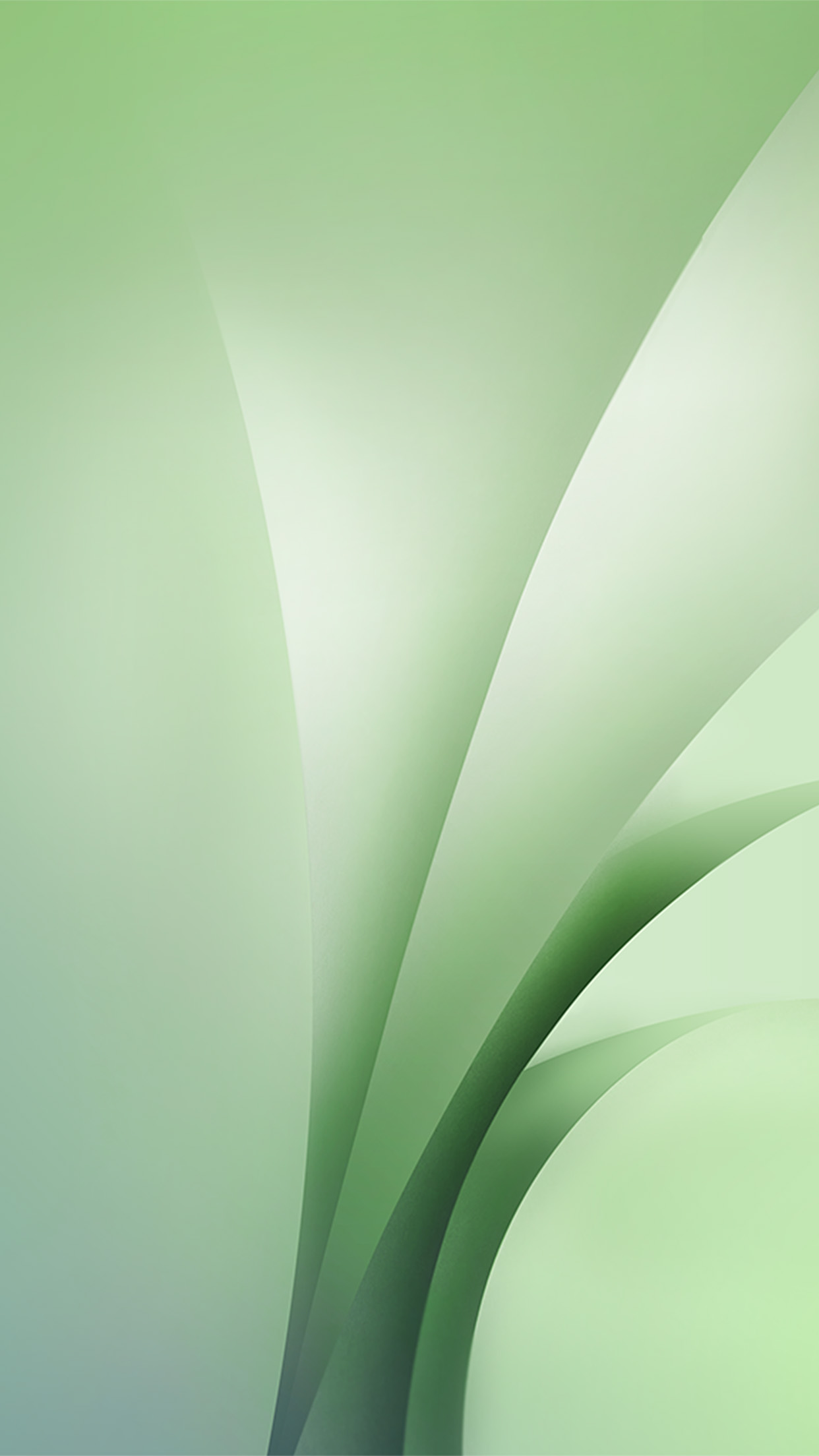 Samsung Galaxy Abstract Green Pattern Android wallpaper - Android