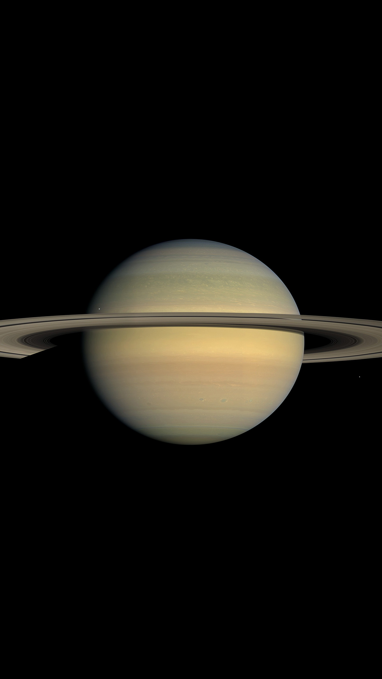 Saturn Space Star Nature Art Illustration Android wallpaper