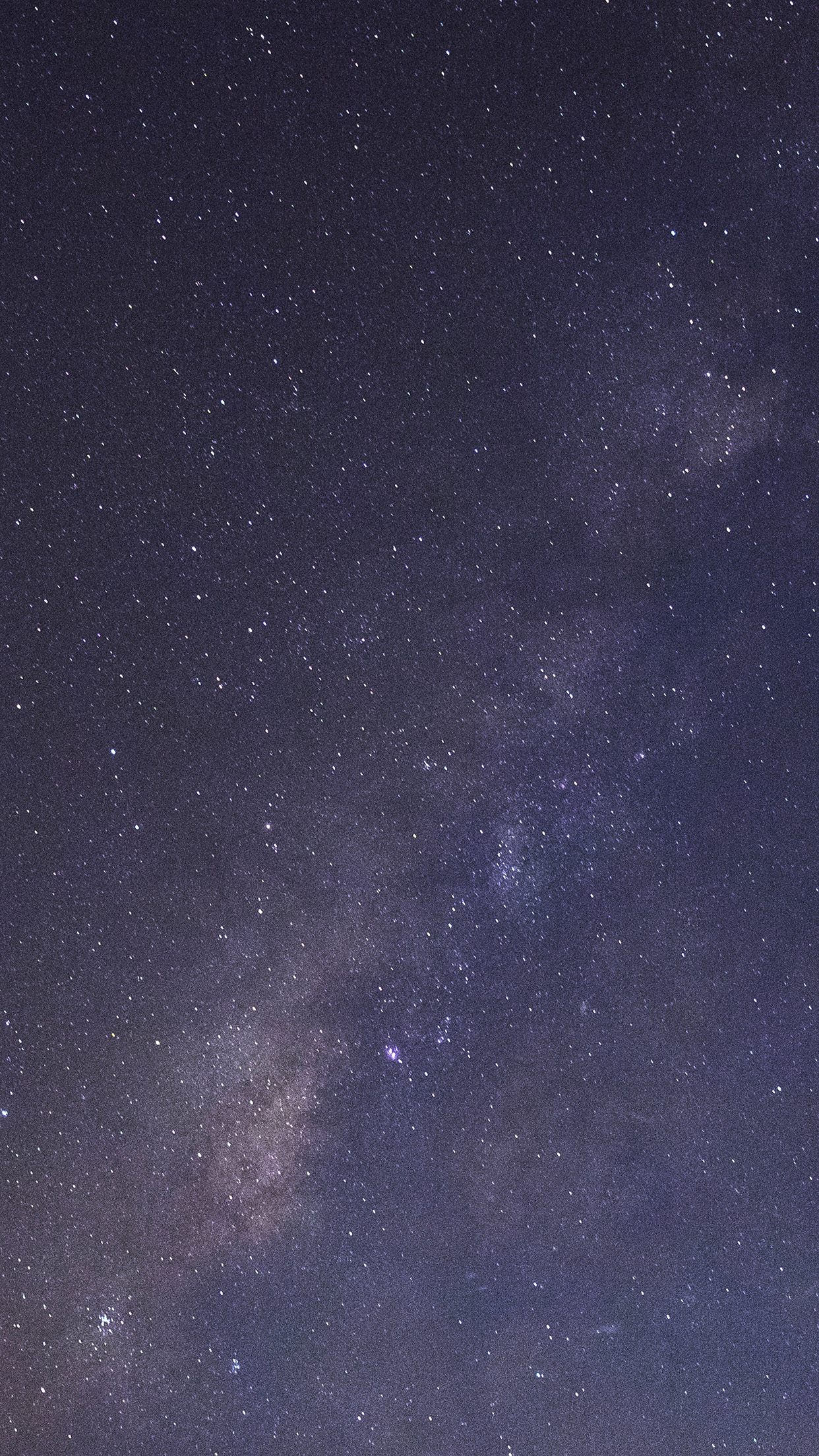 Sky Night Galaxy Star Milkyway Space Android wallpaper