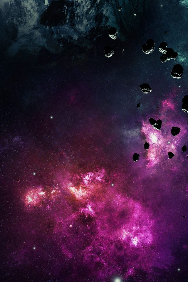 Space Planet Stars Stellar Dark Nature Android wallpaper