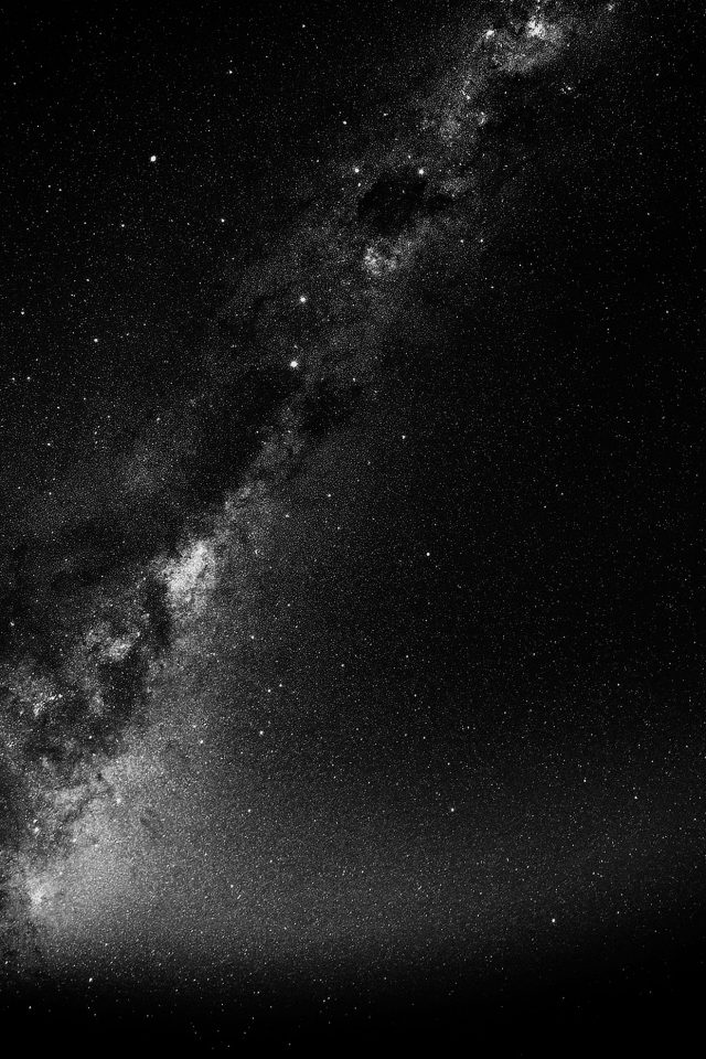 Summer Black Night Revisited Star Space Sky Android wallpaper