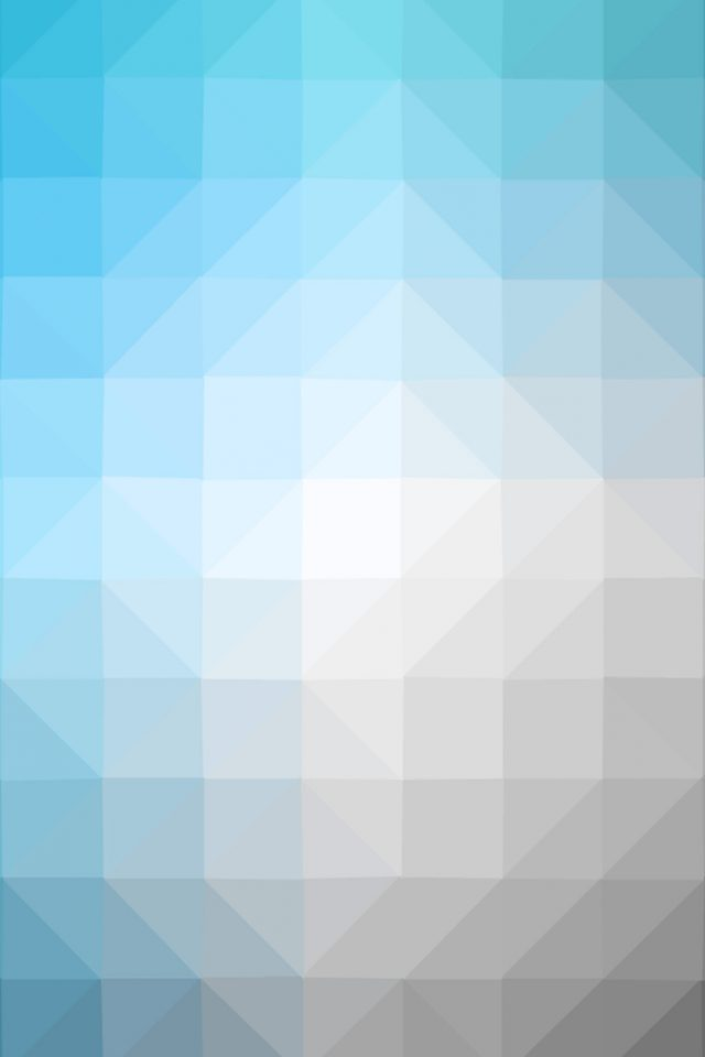 Tri Abstract Blue Pattern Android wallpaper