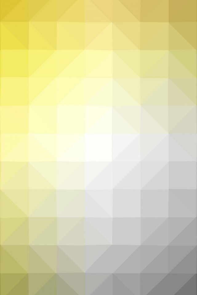 Tri Abstract Yellow Pattern Android wallpaper