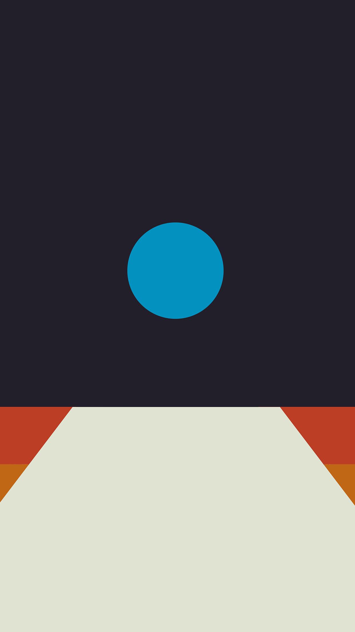 Tycho Art Blue Illustration Art Abstract Minimal Android