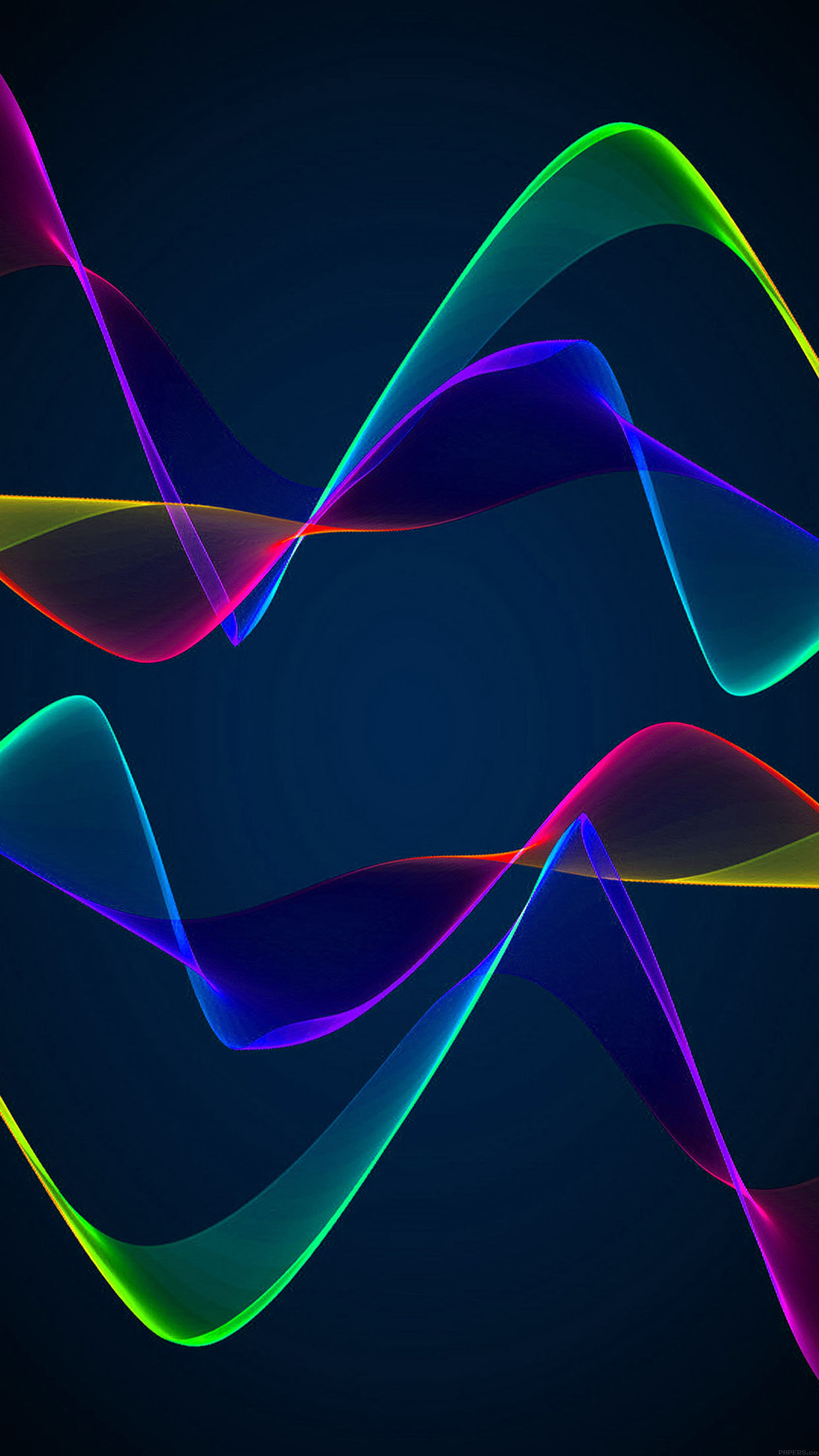 Wallpaper Android Wall Pulse Green Pattern Android wallpaper