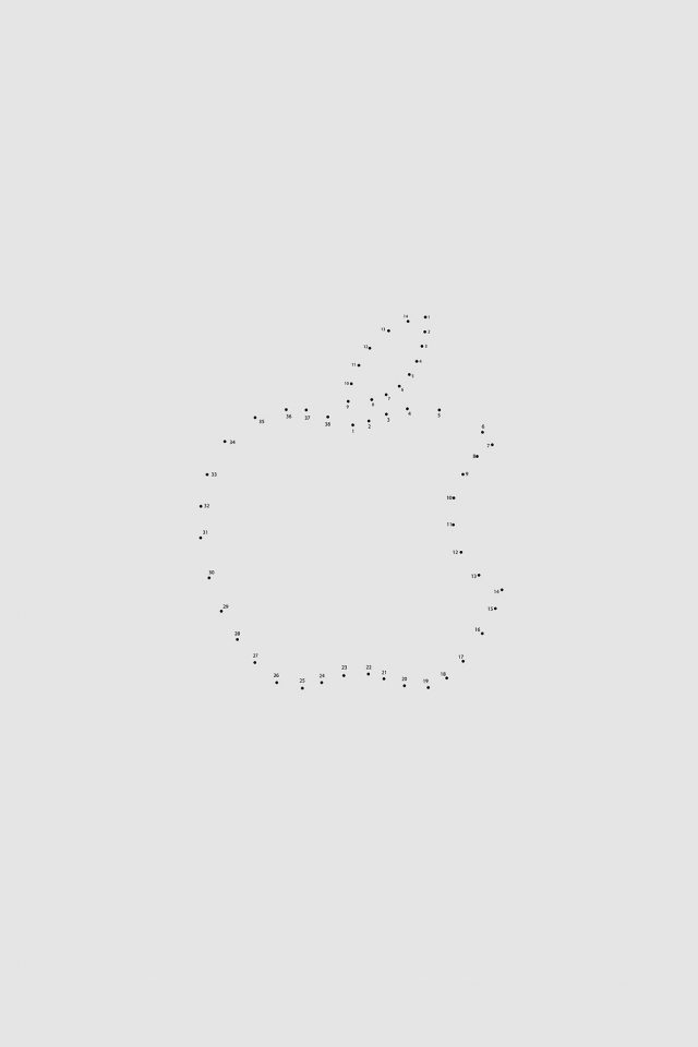Wallpaper Apple Dots White Logo Android wallpaper