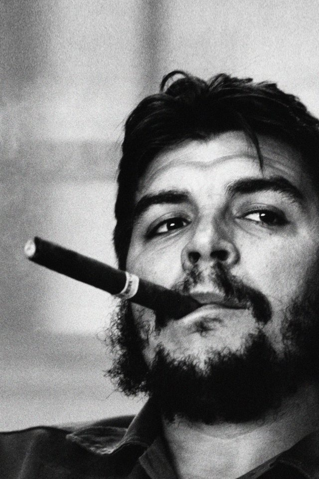 Wallpaper Che Guevara Face Android wallpaper