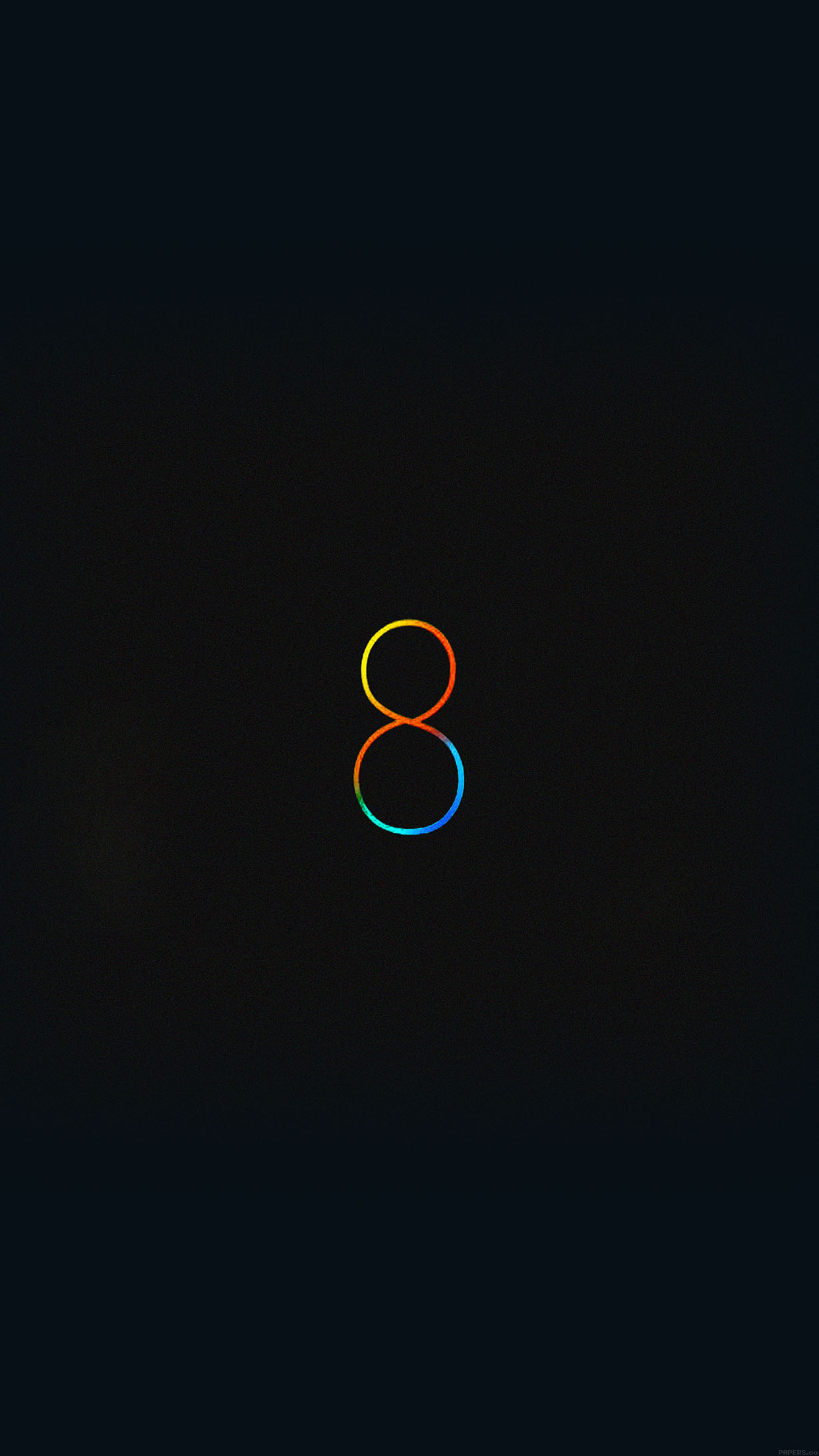 Wallpaper Free Ios 8 Black Apple Android Wallpaper Android