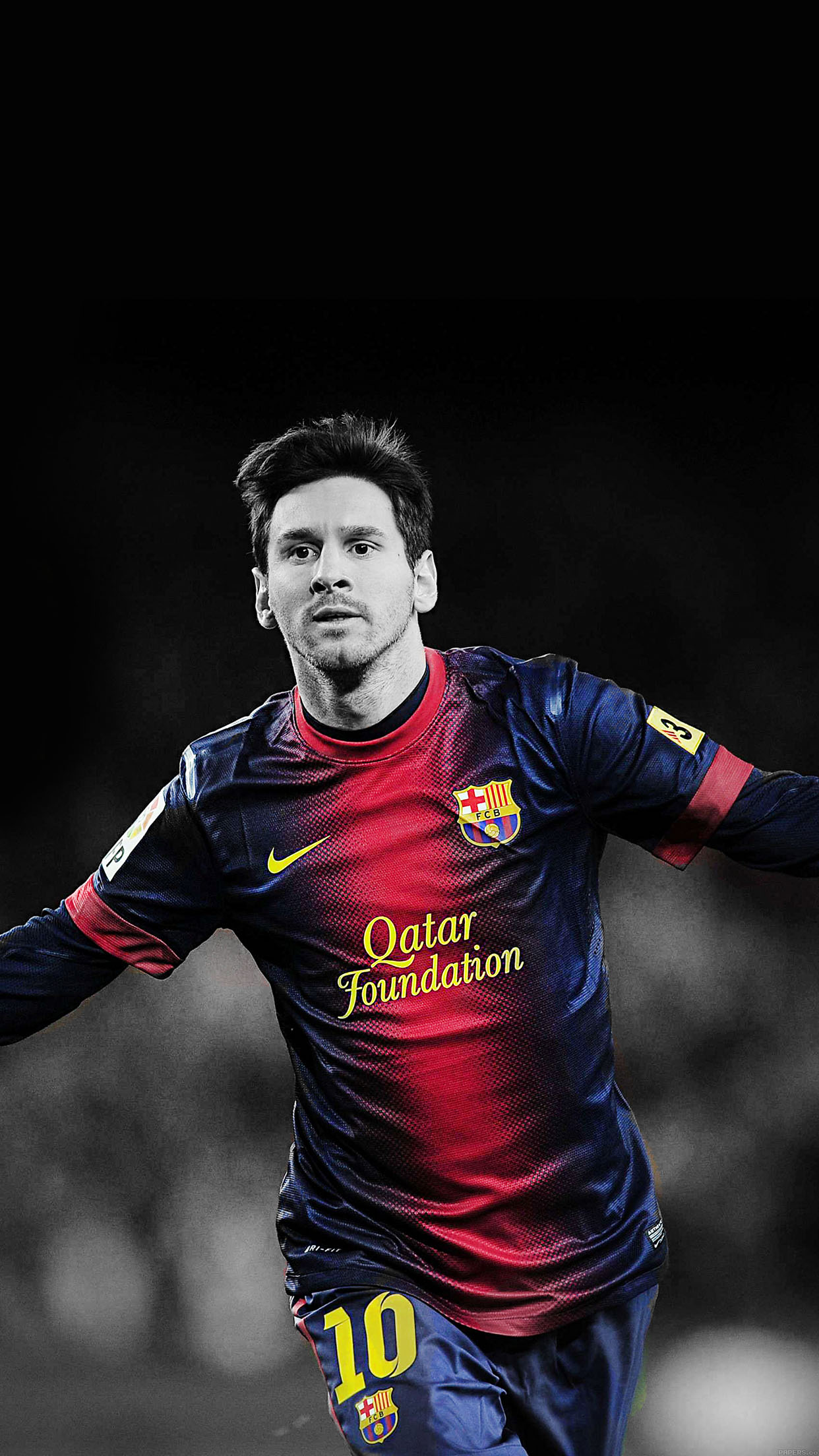 Wallpaper Messi Soccer Barcelona Sports Android Wallpaper