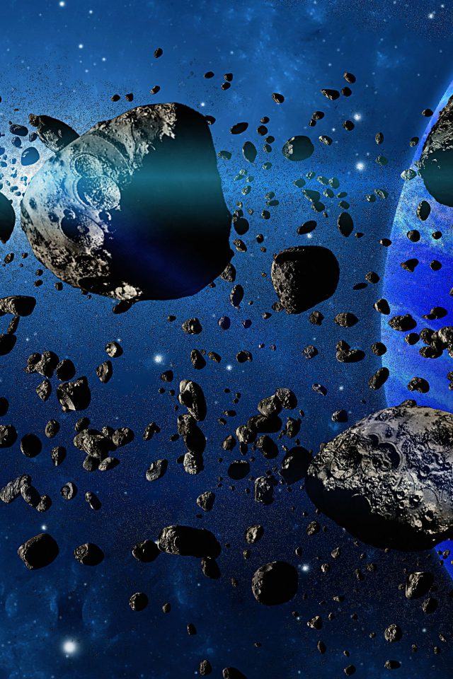 Wallpaper Rock Space Android wallpaper